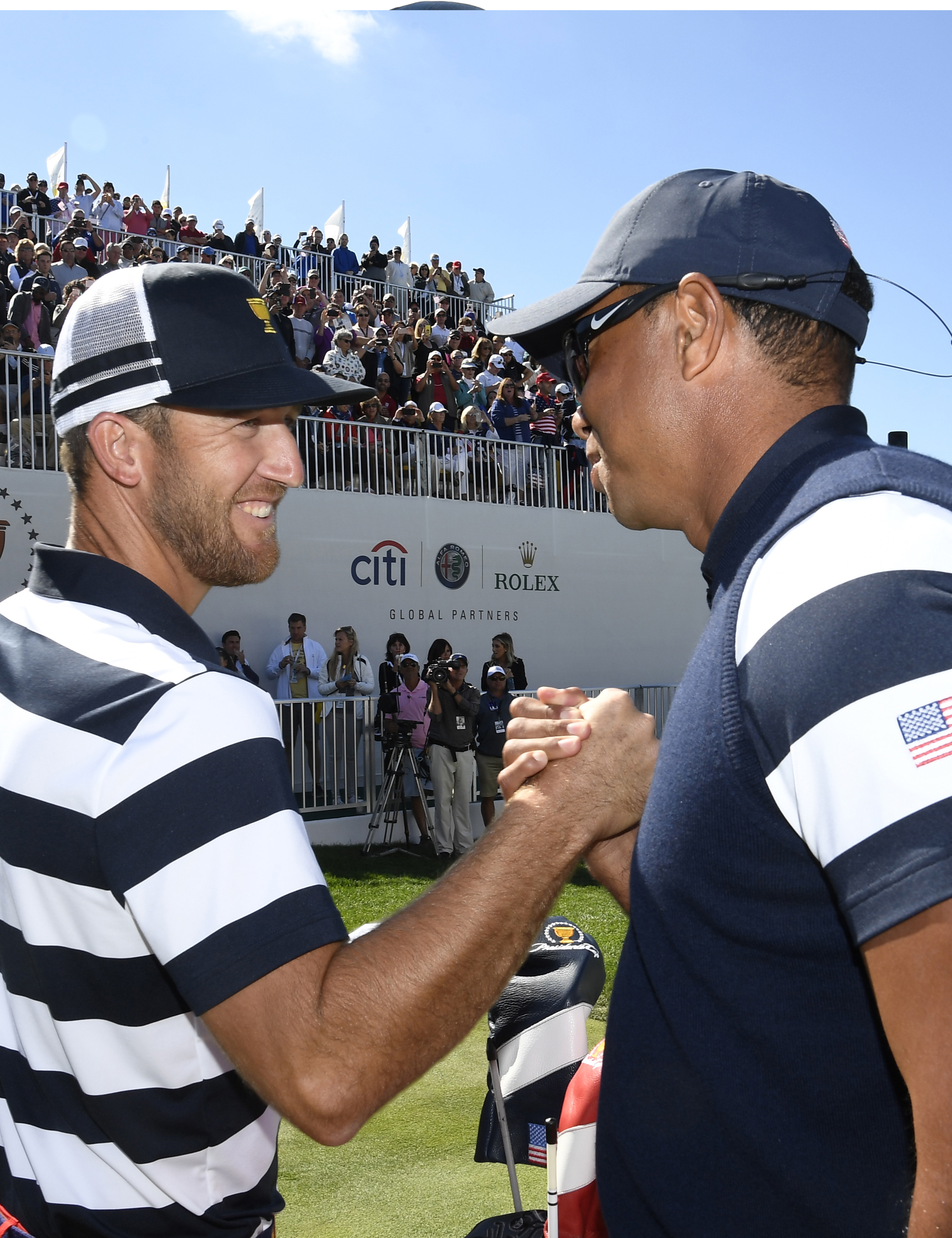 Presidents Cup Debut - Kevin Chappell
